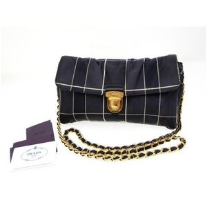 Quilted Chain Flap 228162